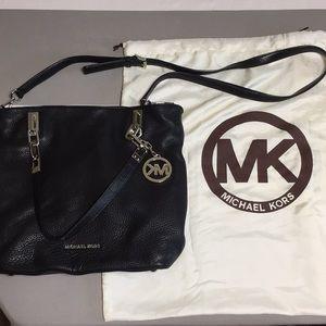 Michael Kors Soft Leather Shoulder Bag